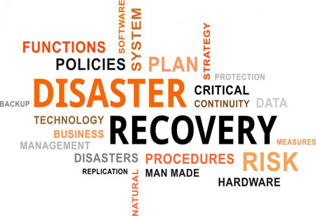 Four Easy Steps to Disaster Recovery Planning
