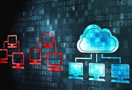 Disaster Recovery Solution With Cloud Storage