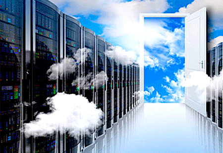 Redefining the Conventional Work Environment with Cloud Computing