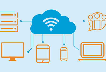 5 Industries, 5 Different Applications, and 1 Technology: Cloud Computing