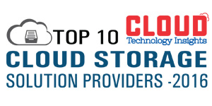 Top 10 Cloud Storage Solution Providers 2016