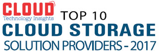 Top 10 Cloud Storage Solution Companies - 2017