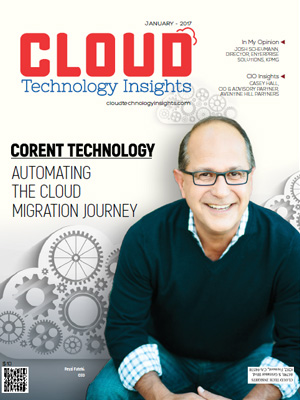 Corent Technology: Automating The Cloud Migration Journey