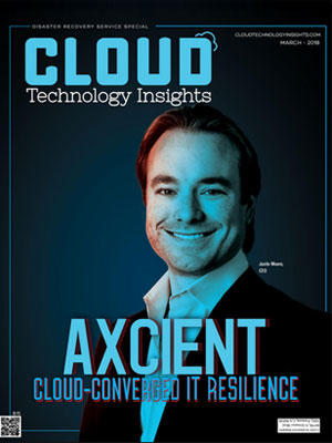 Axcient: Cloud-Converged It Resilience